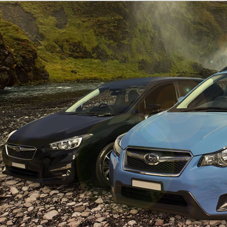Win A Brand New Subaru