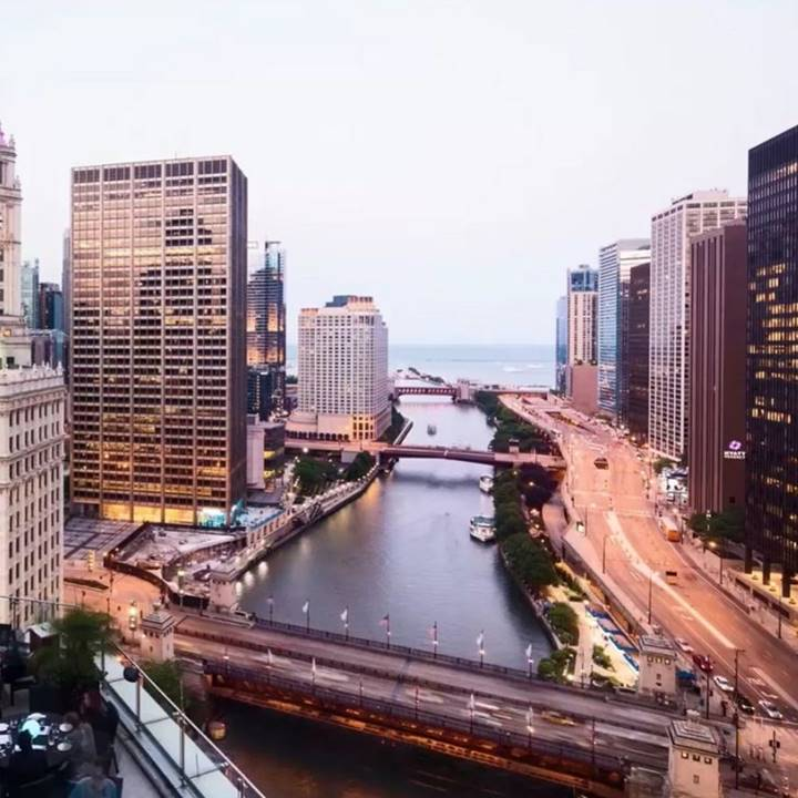 Win a Trip for 2 to Chicago