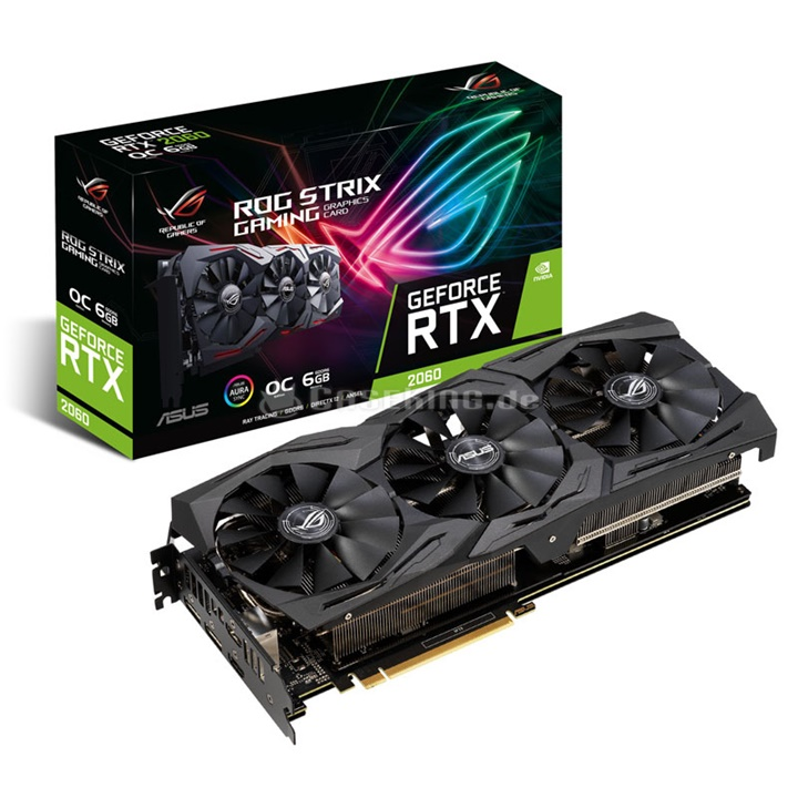 Win a ASUS ROG RTX 2060