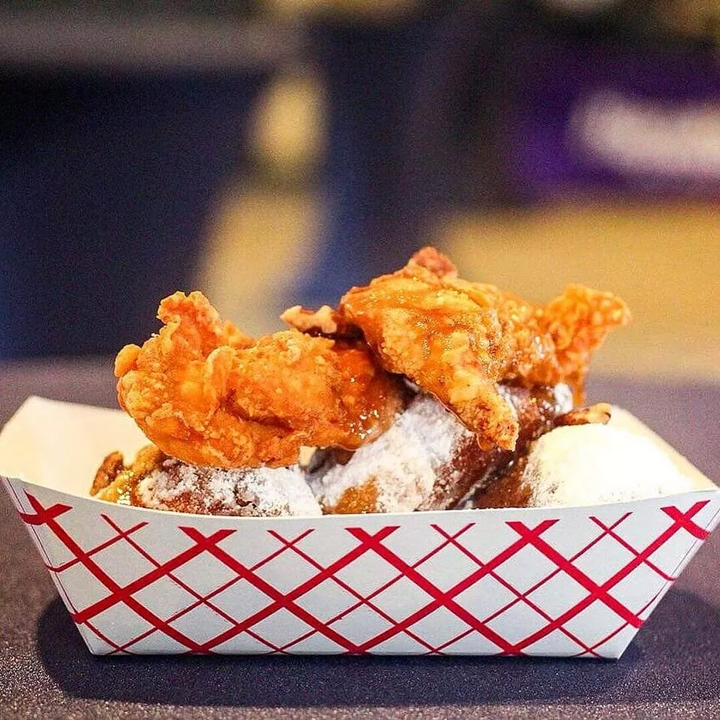 Win a Trip to New Orleans, LA to attend the National Fried Chicken Festival