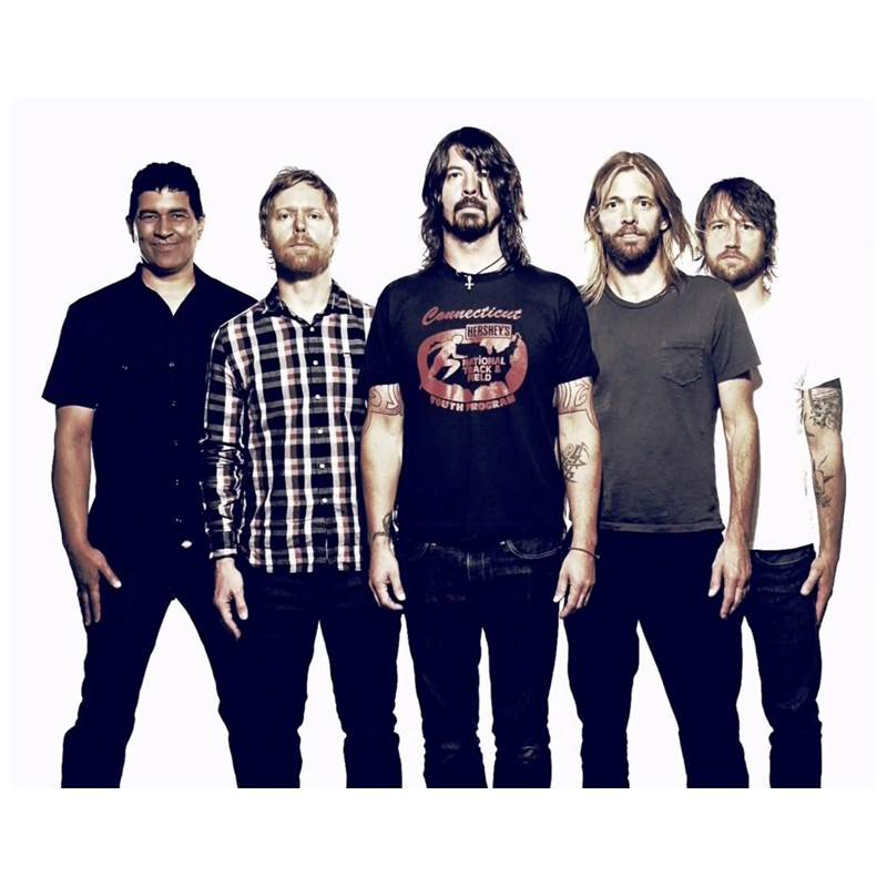 Win to See Foo Fighters Play Live