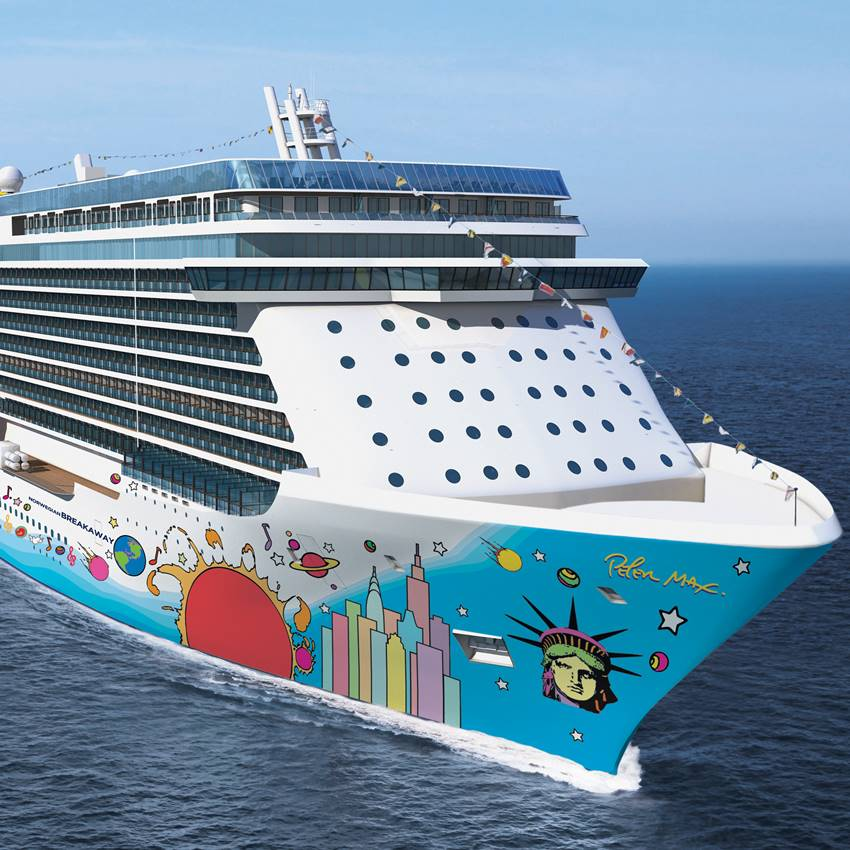 Win a Cruise for 2