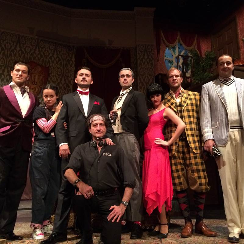 Win a Tickets to the Play That Goes Wrong