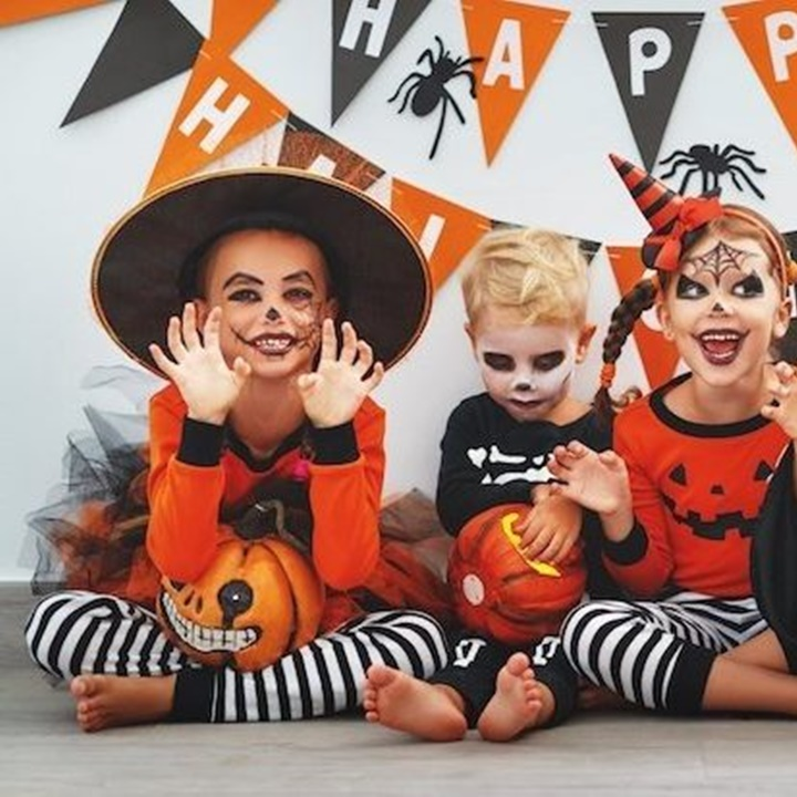 Win a Halloween Party