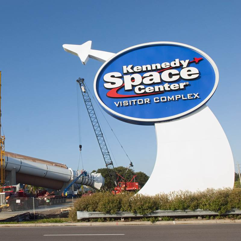Win a Trip to Florida's Kennedy Space Center Visitor Complex
