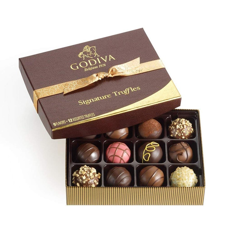 Win a Godiva Chocolatier Signature Chocolate Truffles