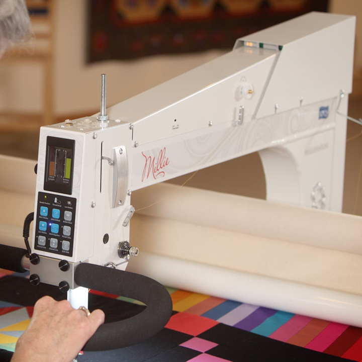 Win a APQS Millie Longarm Guilting Machine