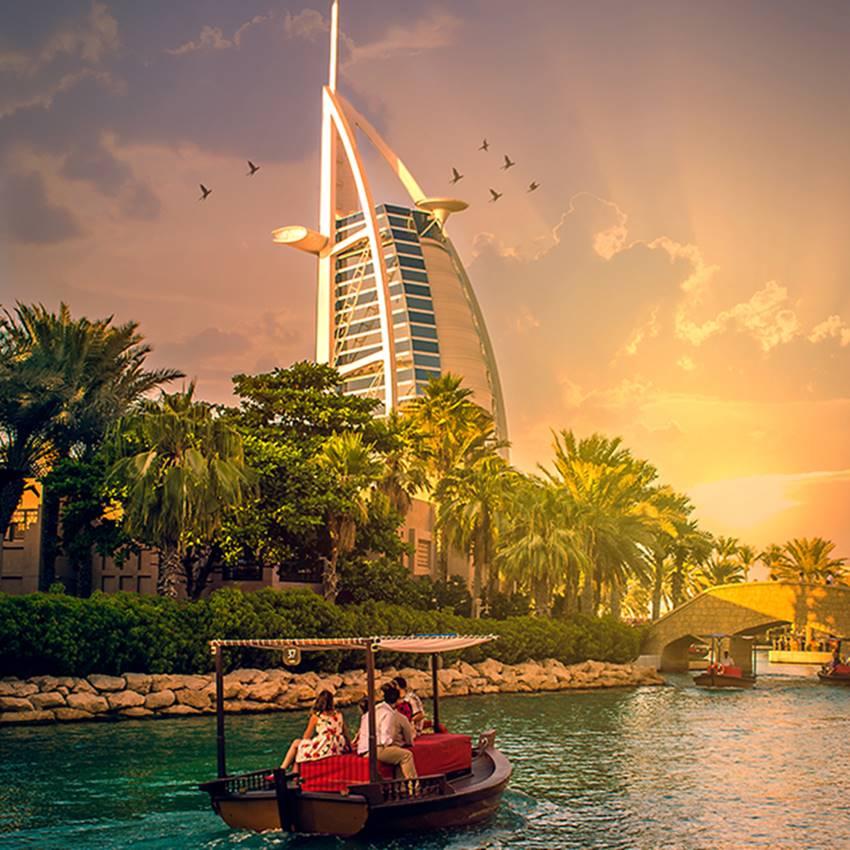 Free Trip to Dubai