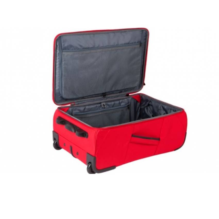 Win A Sto-Way Medium Trolley Case In Red