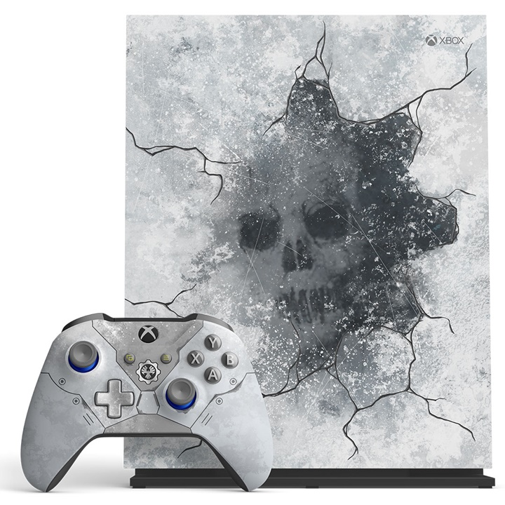Win a Xbox One X Gears 5 Limited Edition Console
