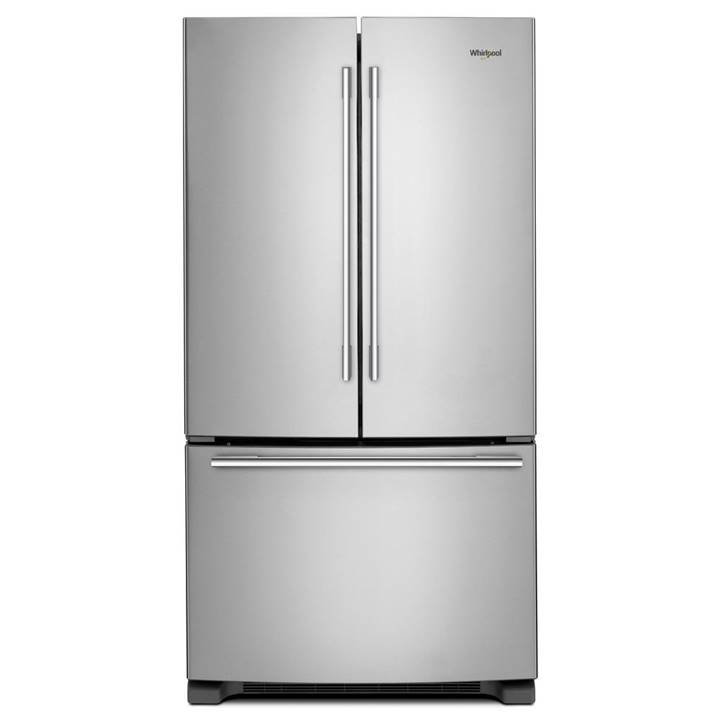 Win a Whirlpool Stainless 22 Cu. Ft. French Door Refrigerator