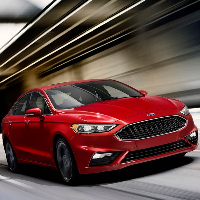 Win a New Ford Vehicle