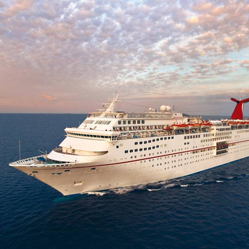 Win A Carnival Pacific Islands Cruise