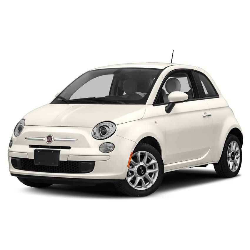 Win a brand new Fiat 500 car!