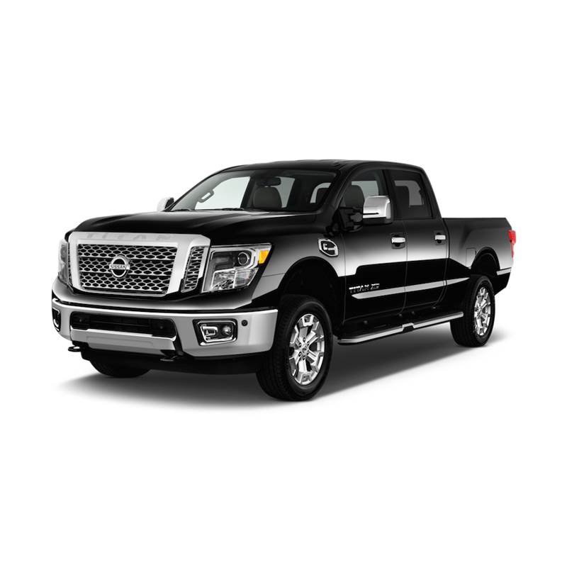 Win a  2017 OR 2018 Nissan Titan.