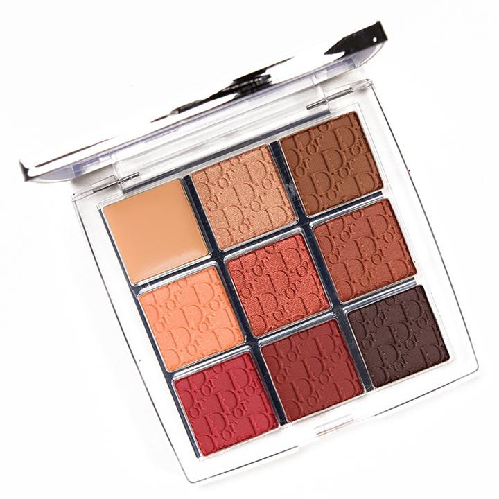 "Win a Dior Backstage Eyeshadow Palette in ""Amber Neutrals"""