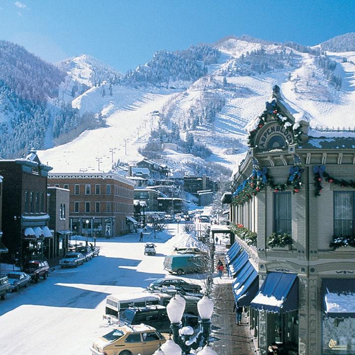 Win a Ski Trip for 2 to Aspen, Colorado