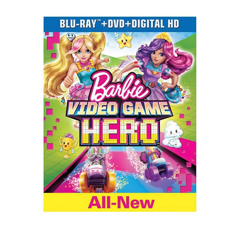 Win a Barbie: Video Game Hero