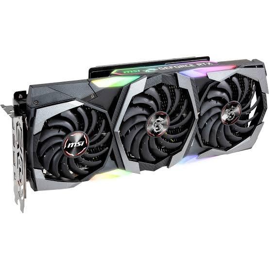 Win a MSI GeForce RTX