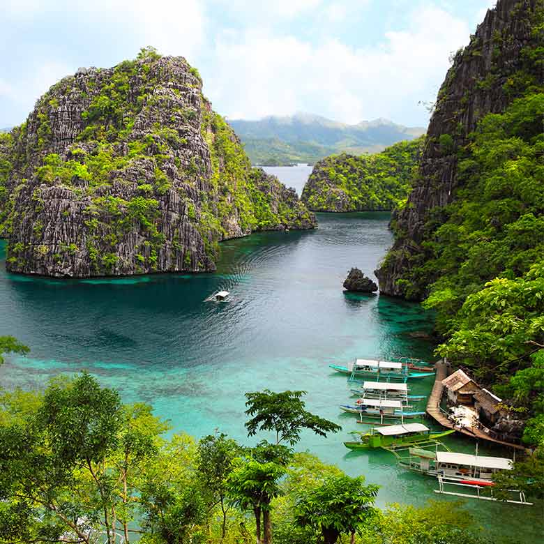 Fly to Palawan, Philippines for an amazing escapade!