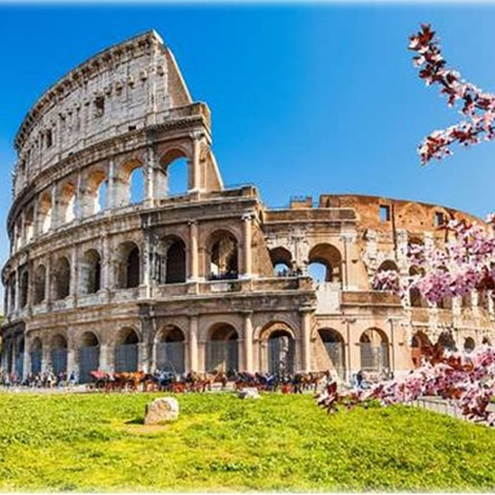 Win a Trip for 2 to Rome, Italy OR $7,500 Cash