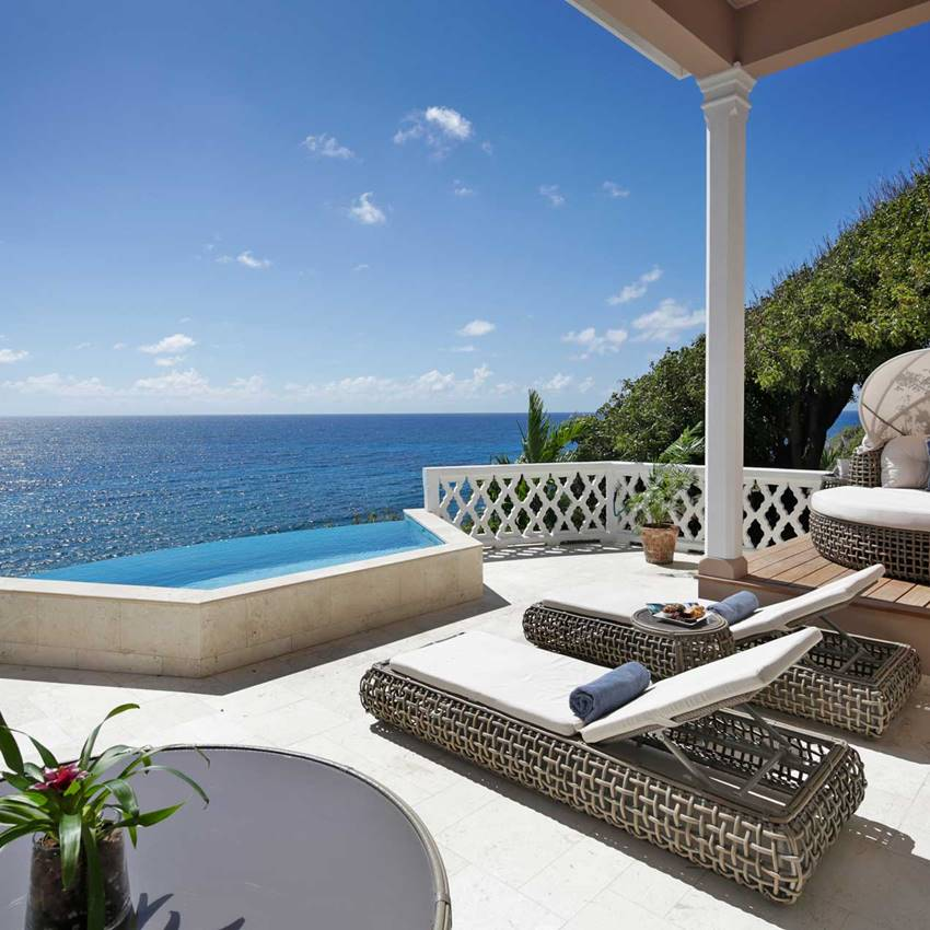 Win the Ultimate Beach Getaway to Curtain Bluff, Antigua