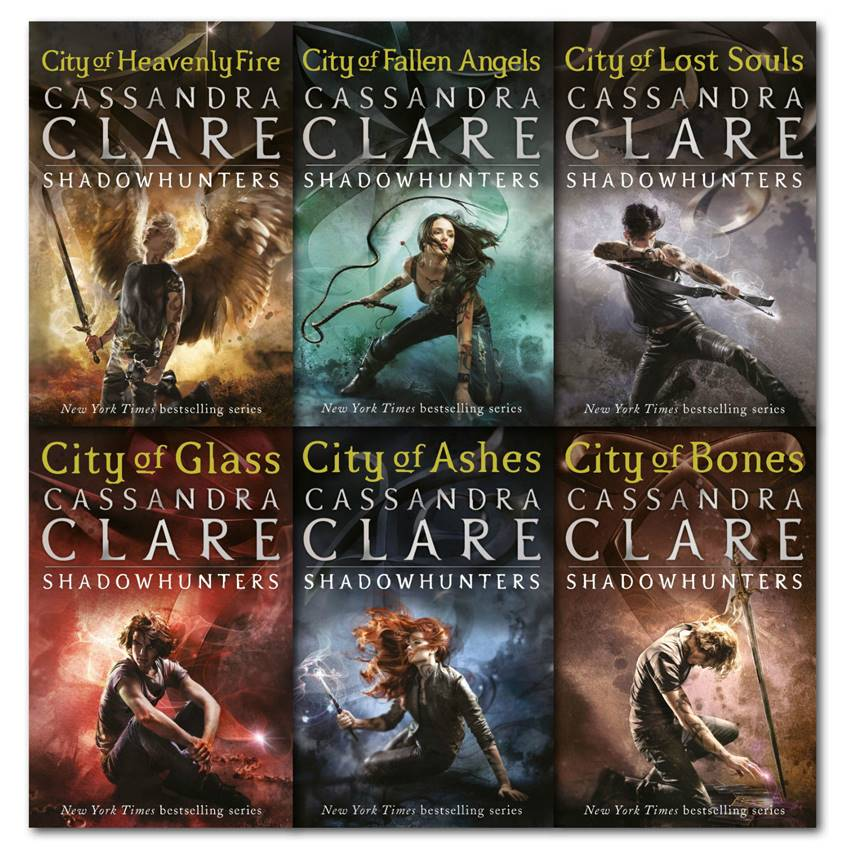 Win Cassandra Clare Books