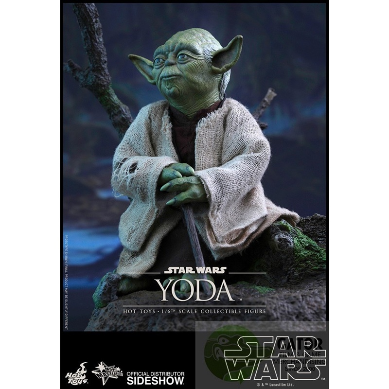 Win a Yoda™ Sixth Scale Figure