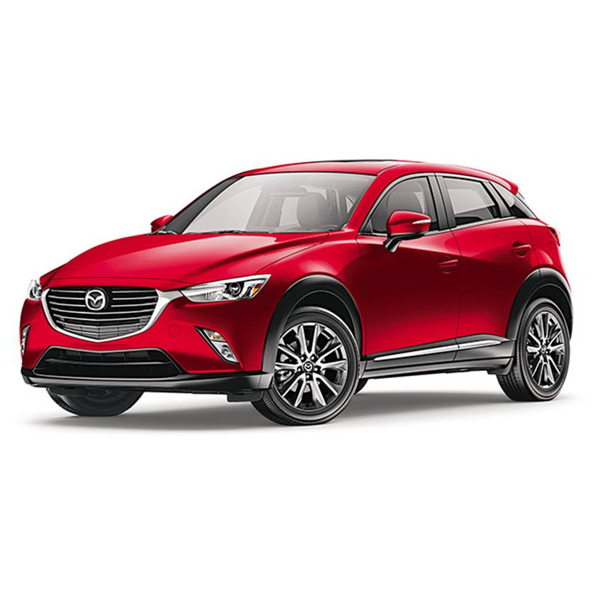 Win A New Mazda CX-3