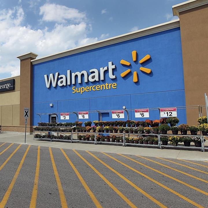 Win a $100.00 Walmart Gift Card