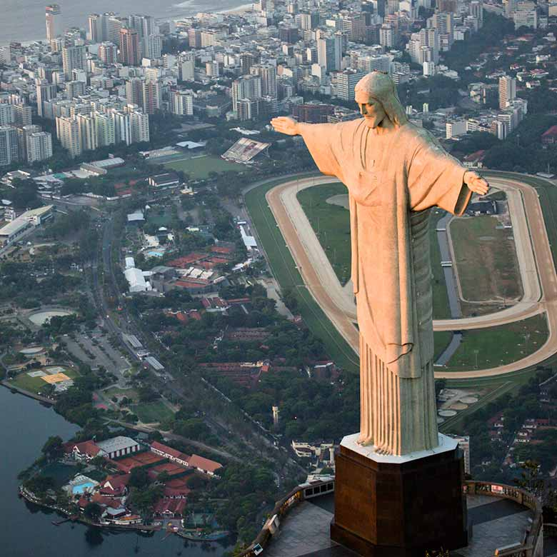 5 tickets to Rio de Janeiro, Brasil, to be WON!!!