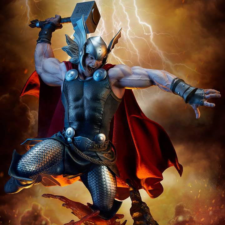 Win a Thor Breaker of Brimstone Premium Format™ Figure