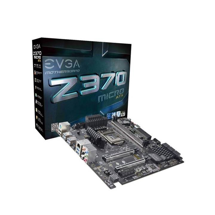 Win a EVGA Z370 Micro Motherboard