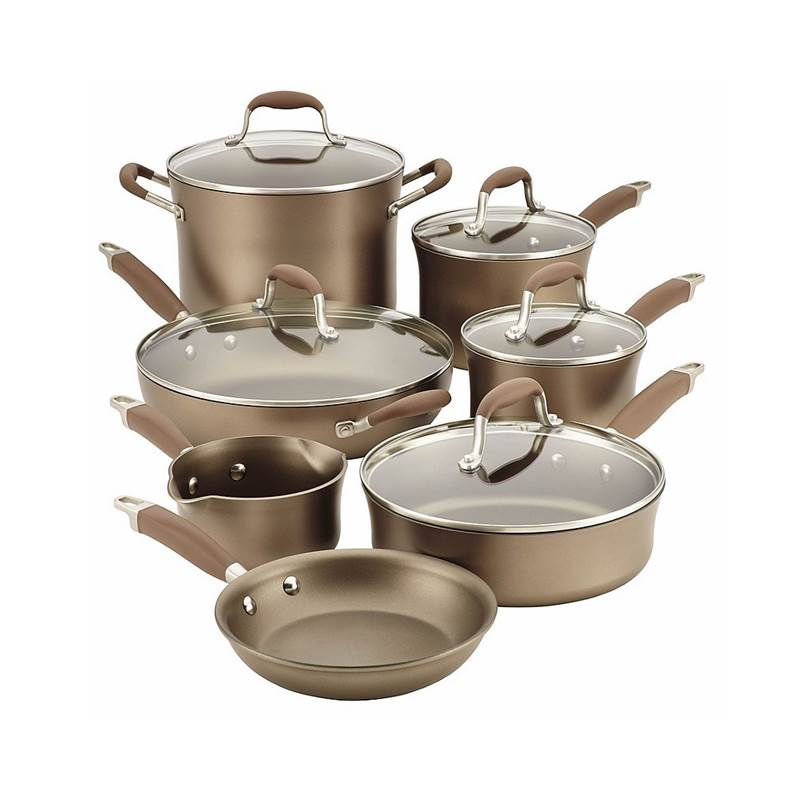 Win a Anolon® Advanced Onyx 12-Piece Nonstick Cookware Set