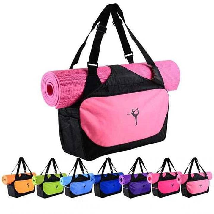 Win a 1 of 10 Luxury Eco-Stretchy Yoga Bags OR 1 of 25 Stretch Logo Headbands