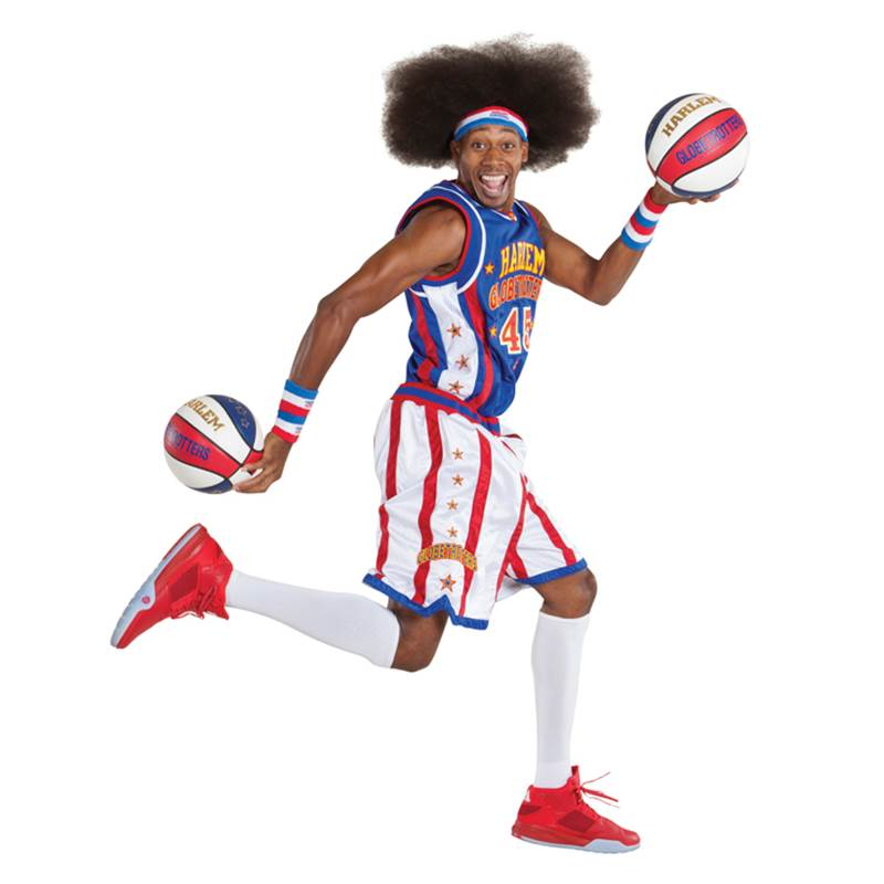 Win a Free Harlem GLOBETROTTERS Party