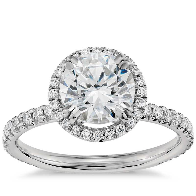 Win a Astor by Blue Nile™ Diamond