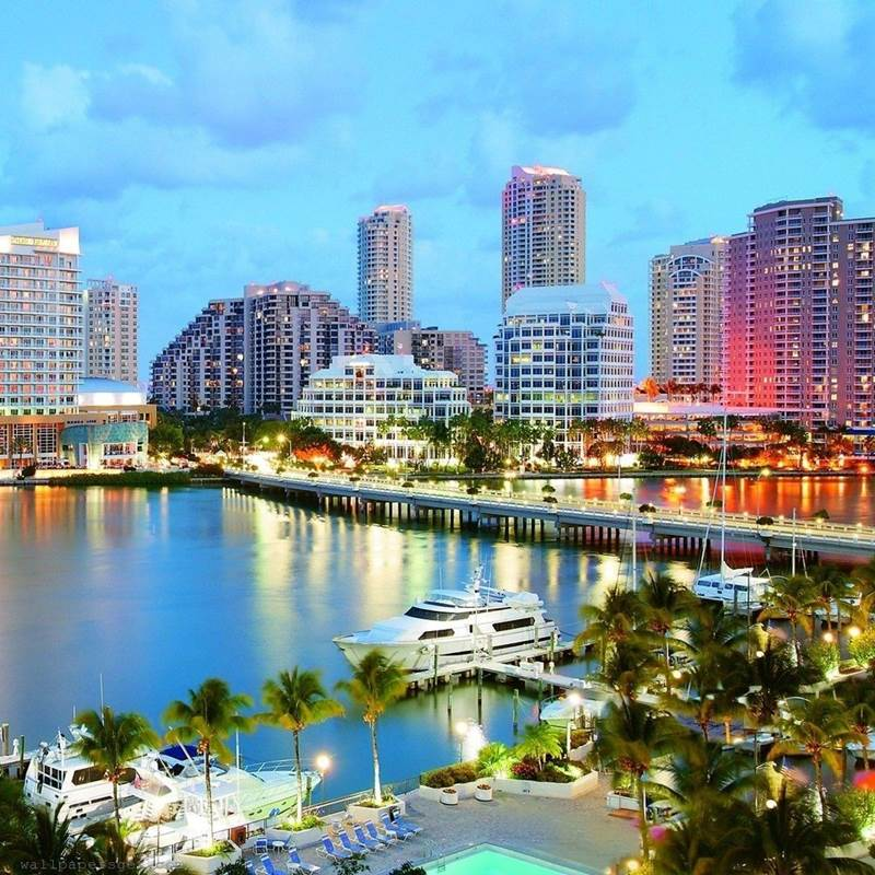 Win a Trip to Miami, FL