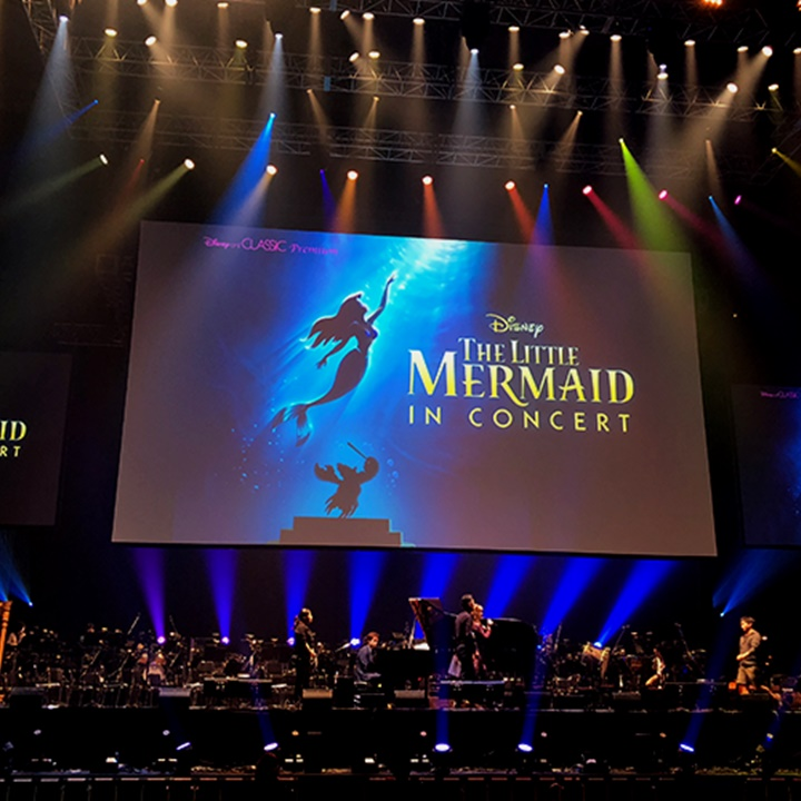 Win a The Little Mermaid In Concert