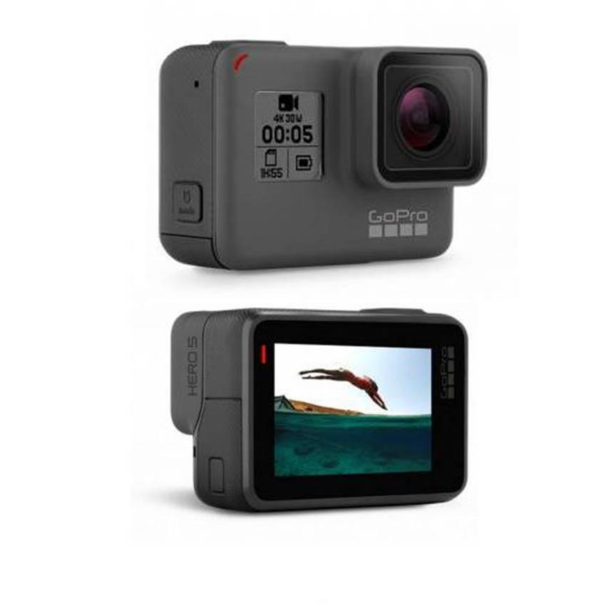 Win a GoPRO HERO6 Ultra HD Camera